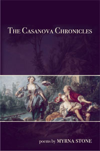 Draft 4 Cover Mockup for The Casanova Chronicles by Myrna Stone